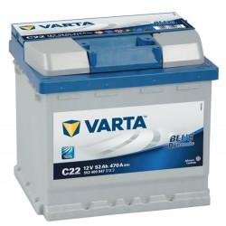 Batteria auto 52 Ah - Varta...