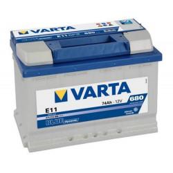 Batteria auto 74 Ah - Varta...
