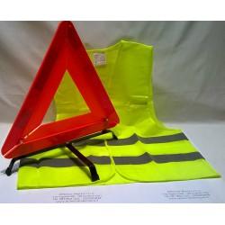 Kit emergenza - Triangolo +...